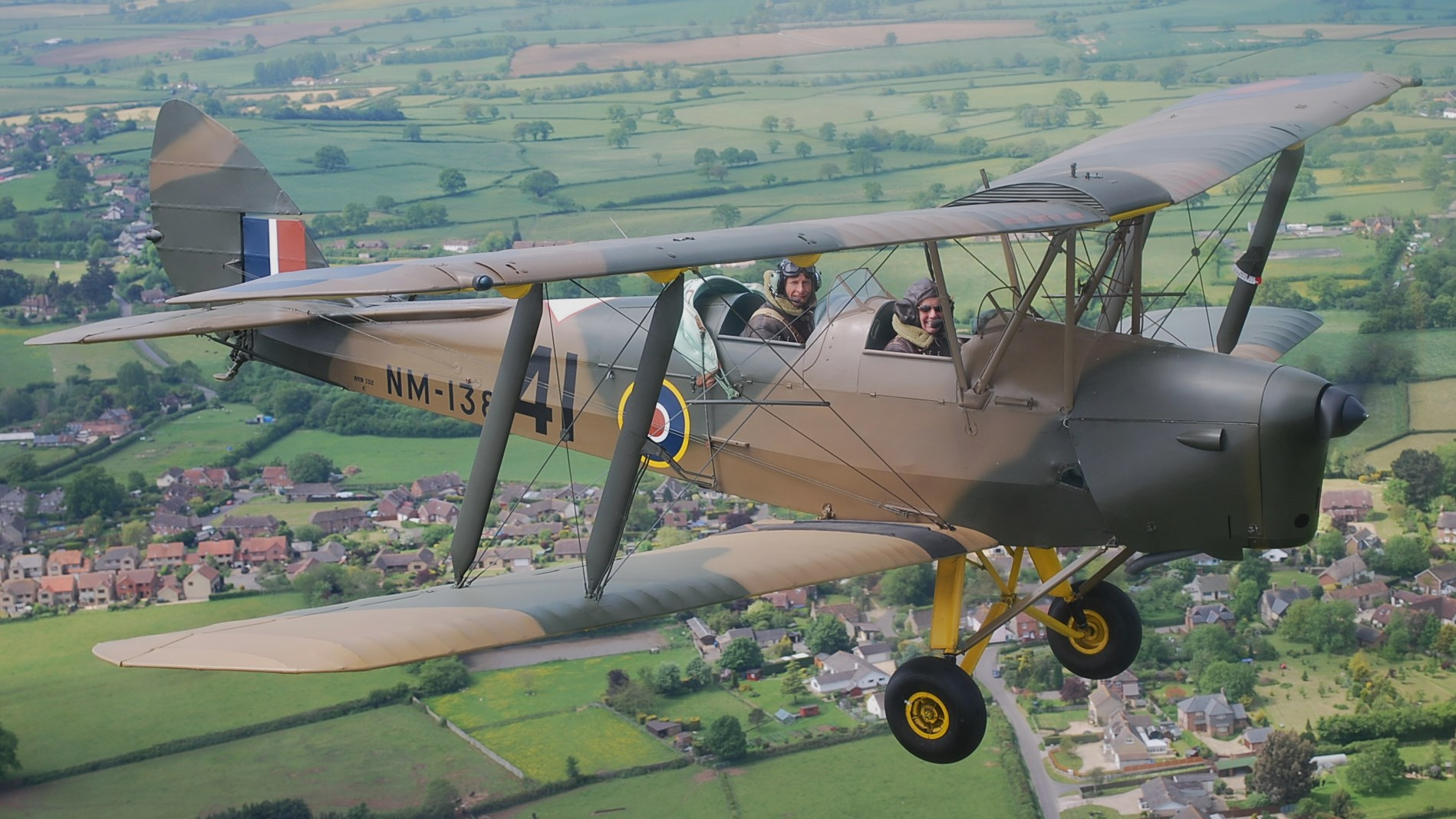 de Havilland Tiger Moth DH 82 A - NM 138 G-ANEW